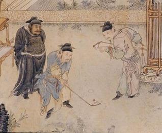 Golf di China