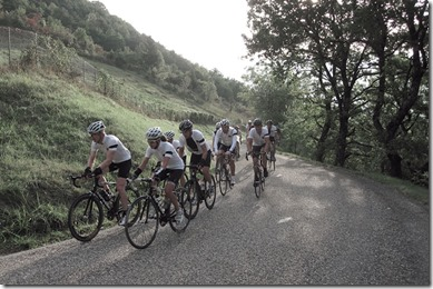 rapha randonnee group