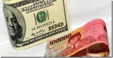 rupiah dolar